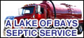 Lake of Bays Septic Service
